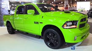 100 New Dodge Trucks For Sale 2017 RAM 1500 Sublime Sport Exterior And Interior Walkaround