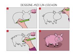 Coloriage Des 3 Petit Cochon Loup Et Cochons Salle De Bain