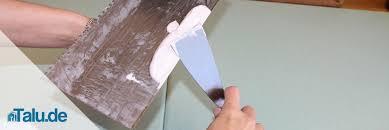 rigips verputzen streichen oder tapezieren talu de