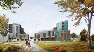 100 Architects Southampton Mixed Use Scheme BrightSpace