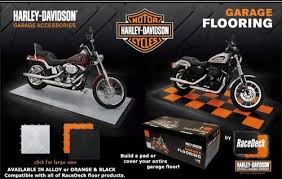 race deck harley davidson tiles kit harley davidson interlocking