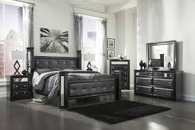 Master Mirrored Bedroom Furniture