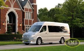 G Series Luxury Sprinter Conversion Van