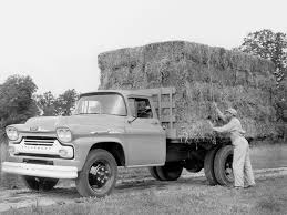 Quick '55-'59 Chevrolet Task Force Truck Id Guide - 1:1 Truck ...