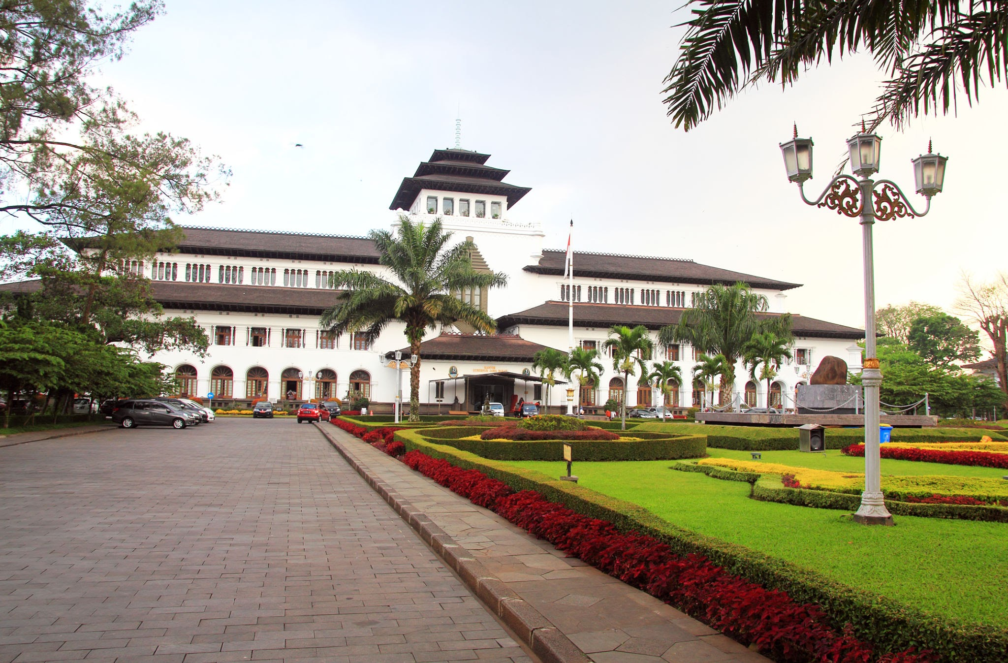 مبنى جيدونغ سيت في باندونج اندونيسيا