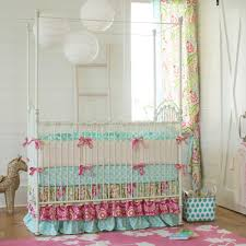 kumari garden crib bedding nursery bedding carousel designs