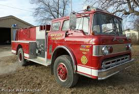 100 Ford Fire Truck 1978 Fire Truck Item DA7266 SOLD March 7 Governmen