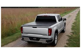100 How To Make A Truck Bed Cover 2019 Ranger 5Ft Lomax Hard TriFold Nneau Matte Black