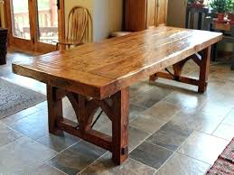 Rustic Wood Kitchen Table And Large Size Of Furniture Solid Oak Dining
