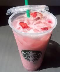 Starbucks Pink Drink Grace Elkus