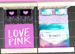 Victoria Secret Pink Bedding Queen by Sunshine U0026 Rose U0027s Custom Content U2014 Victoria U0027s Secret Pink Bedding