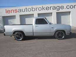 100 1972 Dodge Truck Other Pickups D100 For Sale In Tucson AZ Stock 23663