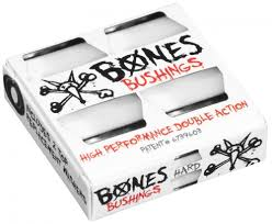 Bones Hardcore Skateboard Truck Bushings Black/Hard 96a (4 Pack ... 2018 Skateboard Truck Bushings With High Rebound Pro 90a Shr Yellow Skatergear Prting Logo Buy 149mm Paris Street Muirskatecom Tuning Tips And Suggestions General Discussion Electric Cheap Trucks Find Deals On Top 20 Best Skateboards In Review Editors Choice Skate Crew Skateboard Truck Bushing Cups Small 10 Best Skateboard Bushings Tracker Superball Blue 82a Orange 88a Or Sabre Conical Longboard 86a 93a 96a How To Choose Change Youtube