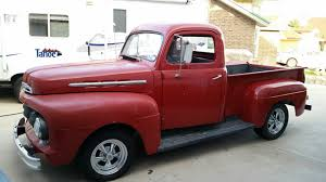 100 Classic Trucks For Sale In Texas 1951 D F1 Truck