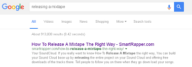 how to release a mixtape the right way