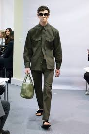 Lucien Pellat Finet Fall 2017 Menswear Fashion Show