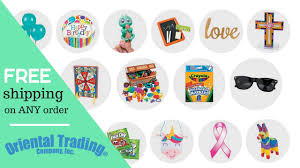 Oriental Trading Code | Free Shipping! :: Southern Savers