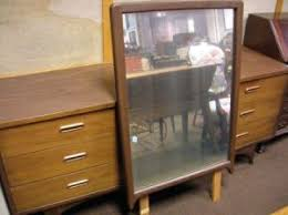 Johnson Carper Mid Century Dresser by Search All Lots Skinner Auctioneers