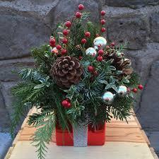Thomas Kinkade Christmas Tree Teleflora by Sutcliffe Floral View Productcategory