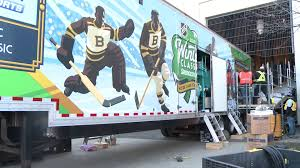 100 Ice Truck Plant Truck Arrives In South Bend NBC Sports Chicago