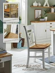 massivholz stuhl kiefer landhausstil neu holzstuhl esszimmer stühle küchenstuhl ebay