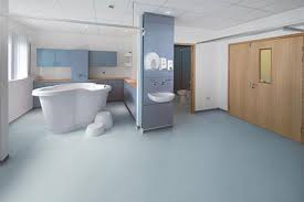 Polyflor Hydro Tempered Steel From Safety Flooring UK
