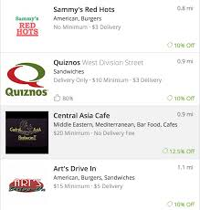 Groupon Launched Its Own Food Delivery Service To Shield You ...