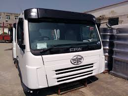 100 For Sale Truck China FAW For Kenya Market Spare Parts J5 Cabin For