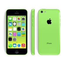 Grade B Apple Iphone 5c 8GB GSM Unlocked IOS Smartphone Green