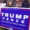 Trump legal team disavows association with lawyer Sidney Powell