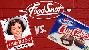 Hostess Cupcakes Vs Little Debbie