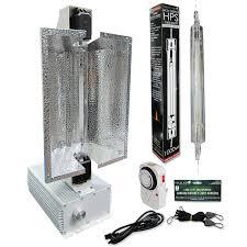 1000 Watt Hps Lamp Height by Review 1000w De Yield Lab Pro Series Grow Lights Growace
