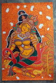 Famous Kerala Mural Artists 107 best kerala mural images on pinterest mural painting mural
