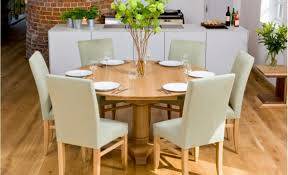 Dining Room Table Leaf Replacement by 100 Round Dining Room Tables For 8 Dining Room 21 Photos