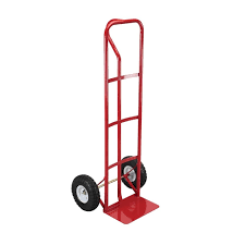 100 Hand Truck Vs Dolly Two Wheels Econo Air Tires S Movers