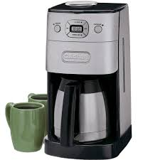 Cuisinart Grind Brew Coffee Maker DGB 625BC
