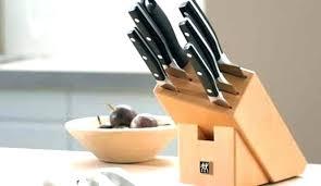 bloc couteaux cuisine bloc de couteaux de cuisine professionnel bloc de couteaux de