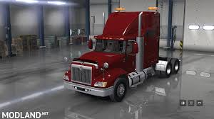 International 9400i Eagle For 1.29 Mod For American Truck Simulator, ATS Intertional Eagle 9300i Truck V 10 Ats Mod American 2007 Intertional 9900i Eagle Sleeper For Sale Auction Or Up For Sale 1999 9900i Eld Exempt Tractor Usa Skin Kenworth T680 Mods Trucking 2003 9200i Sba Highway Flag With Window Wrap The Odyssey Shoppe And Equipment Llc Snacks 1 Anheuser Busch Logo Sams Man Cave Good Cdition Ready To Work