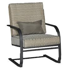 Spring Outdoor Patio Lounge Chair Revere