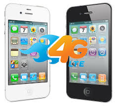 Are the iPhone 4 and iPhone 4S 4G Phones
