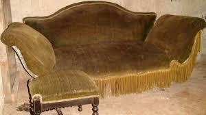 restaurer un canapé canapé ancien à restaurer
