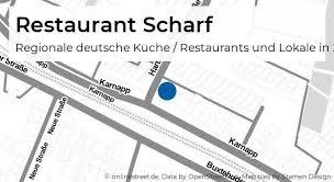 restaurant scharf harburger schloßstraße in hamburg harburg