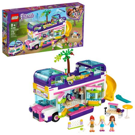 Lego Friends - Friendship Bus 41395