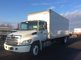 100 Box Trucks For Sale In Nj USED 2016 HINO 338 BOX VAN TRUCK FOR SALE FOR SALE IN 140119