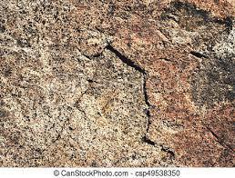 Abstract Dark Granite Texture