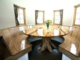 Kitchen Table Booths Unbelievable Booth Style Dining Tables Restaurant And Great Corner Built