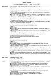 Senior Program Coordinator Resume Samples | Velvet Jobs 10 Clinical Research Codinator Resume Proposal Sample Leer En Lnea Program Rumes Yedberglauf Recreation Samples Velvet Jobs Project Codinator Resume Top 8 Youth Program Samples Administrative New Patient Care 67 Cool Image Tourism Examples By Real People Marketing Projects Entrylevel Data Specialist Monstercom