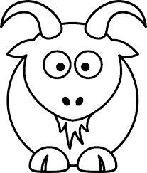 Simple Animal Coloring Pages