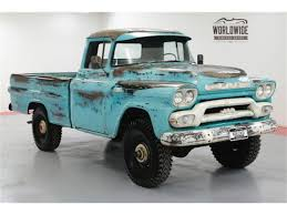 1959 GMC Truck For Sale | ClassicCars.com | CC-1090771 481959 Gmc Chevy Pickup Power Door Locks Truck 5 Window V8 Apache 1959 Pickup For Sale Near Mankato Minnesota 56001 Classics On Owners 100 Fleetside Youtube Like Pinterest 1958 W61 370 Heavy Duty File1959 Cabover Semi 173105156jpg Wikimedia Commons Great Chevrolet Other Pickups Deluxe Short Bed Sale Classiccarscom Cc1090771 For Roger Trucks Cheers And Gears