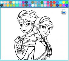 Medium Size Of Coloring Pagesstunning Frozen Game Disney Activity Kit Pages Endearing